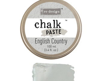 Chalk Paste for stencils  ENGLISH COUNTRY from Prima Redesign, free shipping