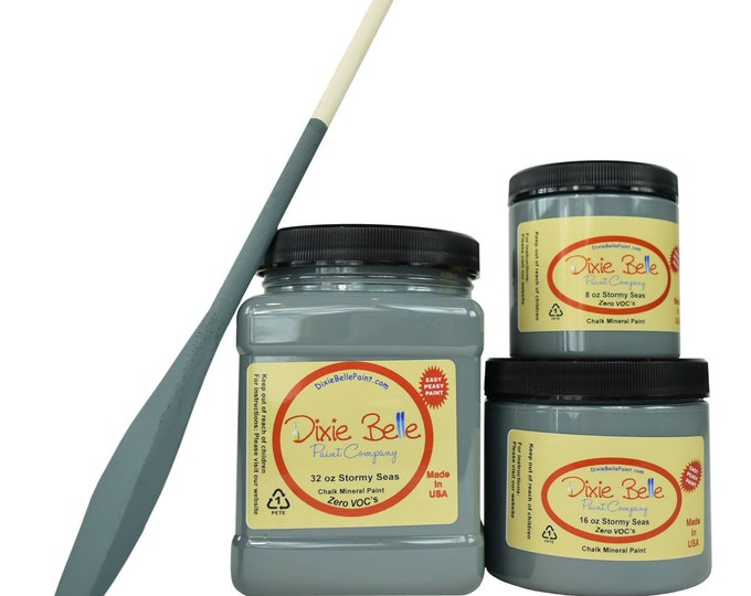 Dixie Belle Stormy Seas, Dixie Belle Paint,  , Furniture Paint, Cabinet Paint, Chalk Paint