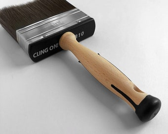 ClingOn B10 Block Brush  Paint Brush, , Best Brush, Premium Brush, Paint Gift, Craft supply  FREE SHIPPING