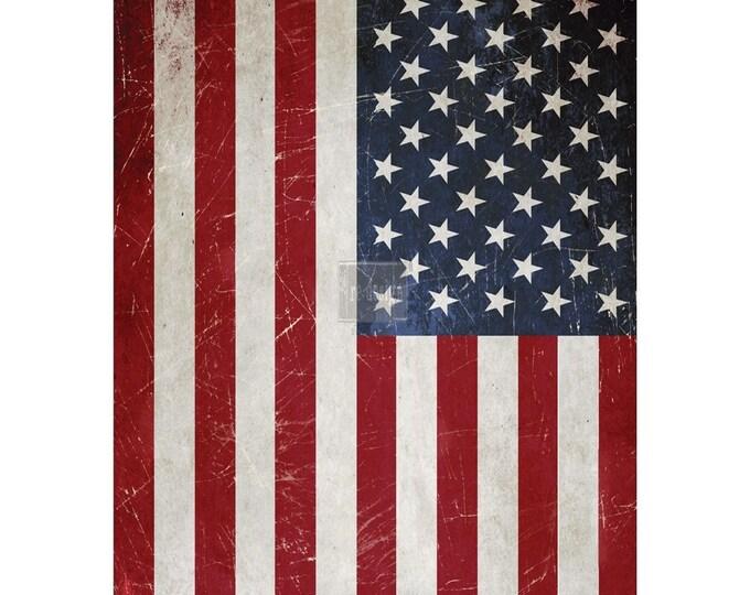 America Transfer, American Flag Patriotic  transfer, Prima Transfers, Redesign Transfer, Free shipping