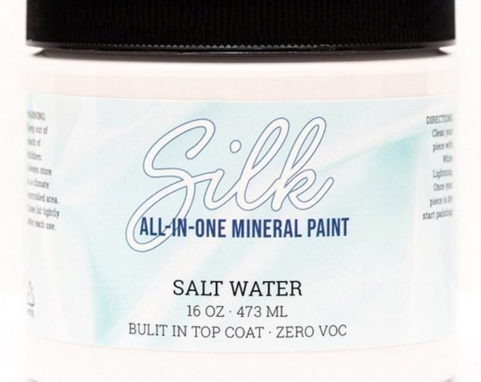SILK All in One Mineral Paint from Dixie Belle