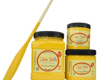 Dixie Belle Colonel Mustard Yellow, Dixie Belle Paint, Dixie Belle Paint Yellow, Furniture Paint, Cabinet Paint, Chalk Paint