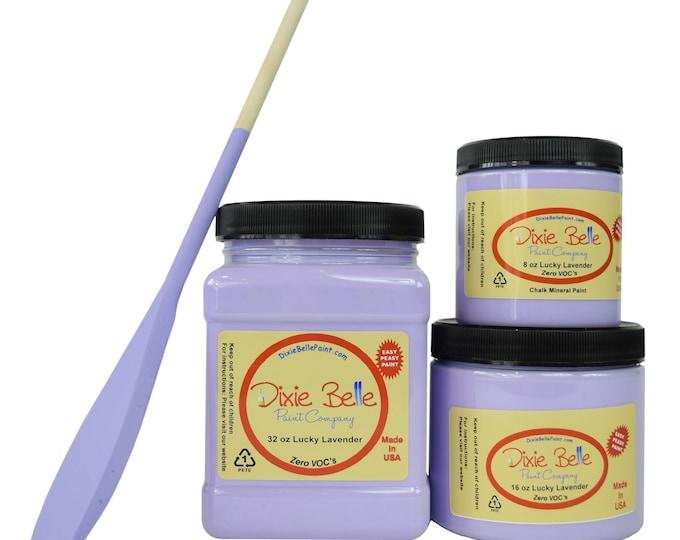 Dixie Belle Lucky Lavender, Furniture Paint, Cabinet Paint, Chalk Paint