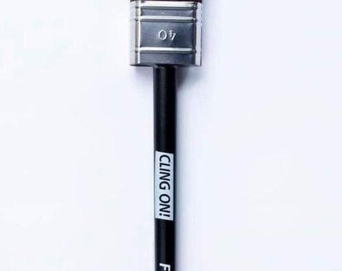 ClingOn F40  Paint Brush, , Best Brush, Premium Brush, Paint Gift, Craft supply  FREE SHIPPING