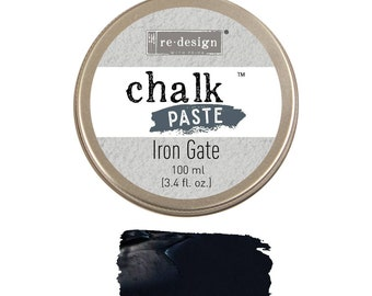 Chalk Paste for stencils  IRON GATE from Prima Redesign, free shipping