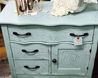 Dixie Belle Vintage DUCK EGG, Green Chalk Paint, Furniture Paint, Cabinet Paint, Mineral Paint