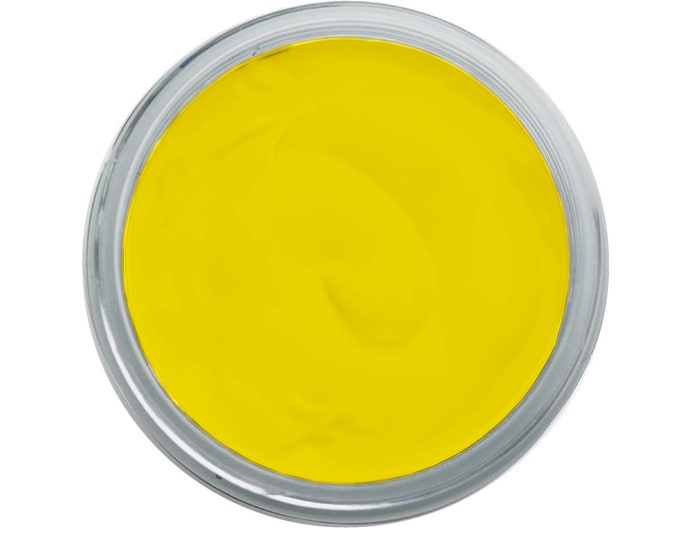 Chalk INK for fabric with stencils , PINEAPPLE YELLOW ink  , t-shirts, clothes  from Magnolia Design, Free Shipping