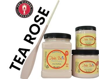 TEA ROSE Pink  Dixie Belle Paint, Chalk Mineral Furniture Paint, Cabinet Paint, Chalk Paint, Door Paint