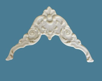 C31 Double Shell Corner, Set 0f 2, EFEX , Replacement Moulding, Historic Moulding, Silicone Moulding, Embellishment  , FREE SHIPPING