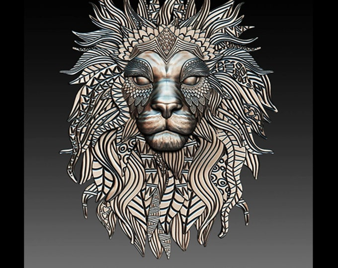 The KING , Zuri Mold, lion mold, zuri king , decor mold , cake, chocolate mold, mixed media mold , Resin mold, Free shipping