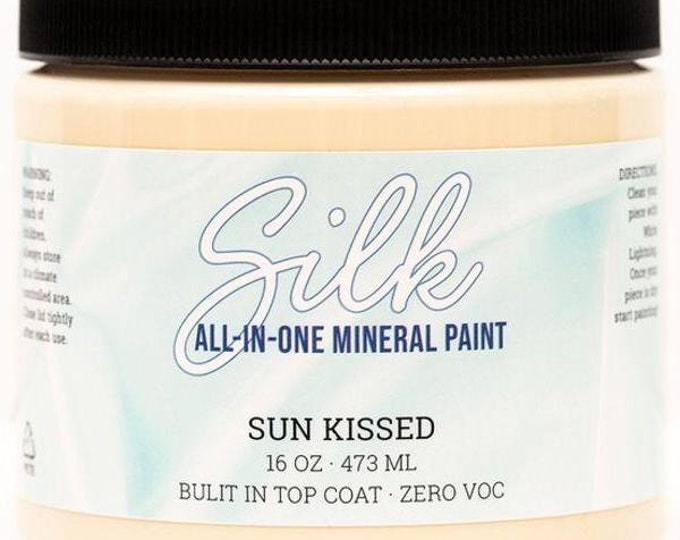 PREORDER SILK All in One Mineral Paint from Dixie Belle Now!  Sun Kissed Shipping late January.