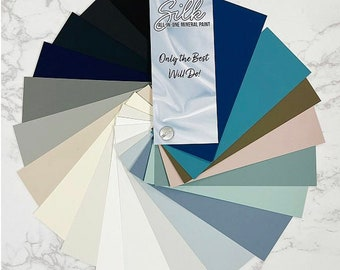 Fan Deck, Color Card for all colors , SILK All in One Mineral Paint from Dixie Belle Now!