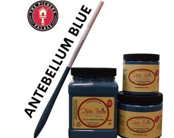ANTEBELLUM BLUE Dixie Belle Paint, Chalk Mineral Furniture Paint, Cabinet Paint, Chalk Paint, Door Paint