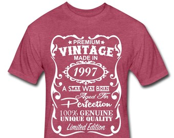 VELVETY 21st Birthday Shirt Funny Gift Ideas Unique For Him Bday Her Cool Unusual Special Present Men Friend