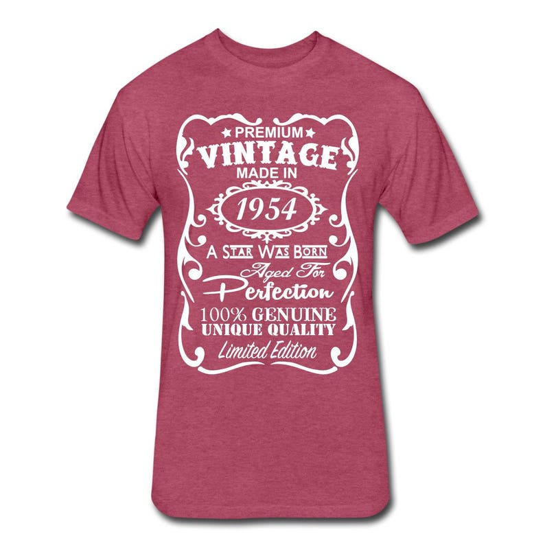 VELVETY 64th Birthday Shirt Funny Gift Ideas