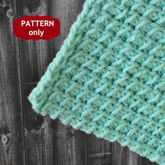 Knit Hot Pad Pattern Knitting Pattern Knit Potholder Etsy