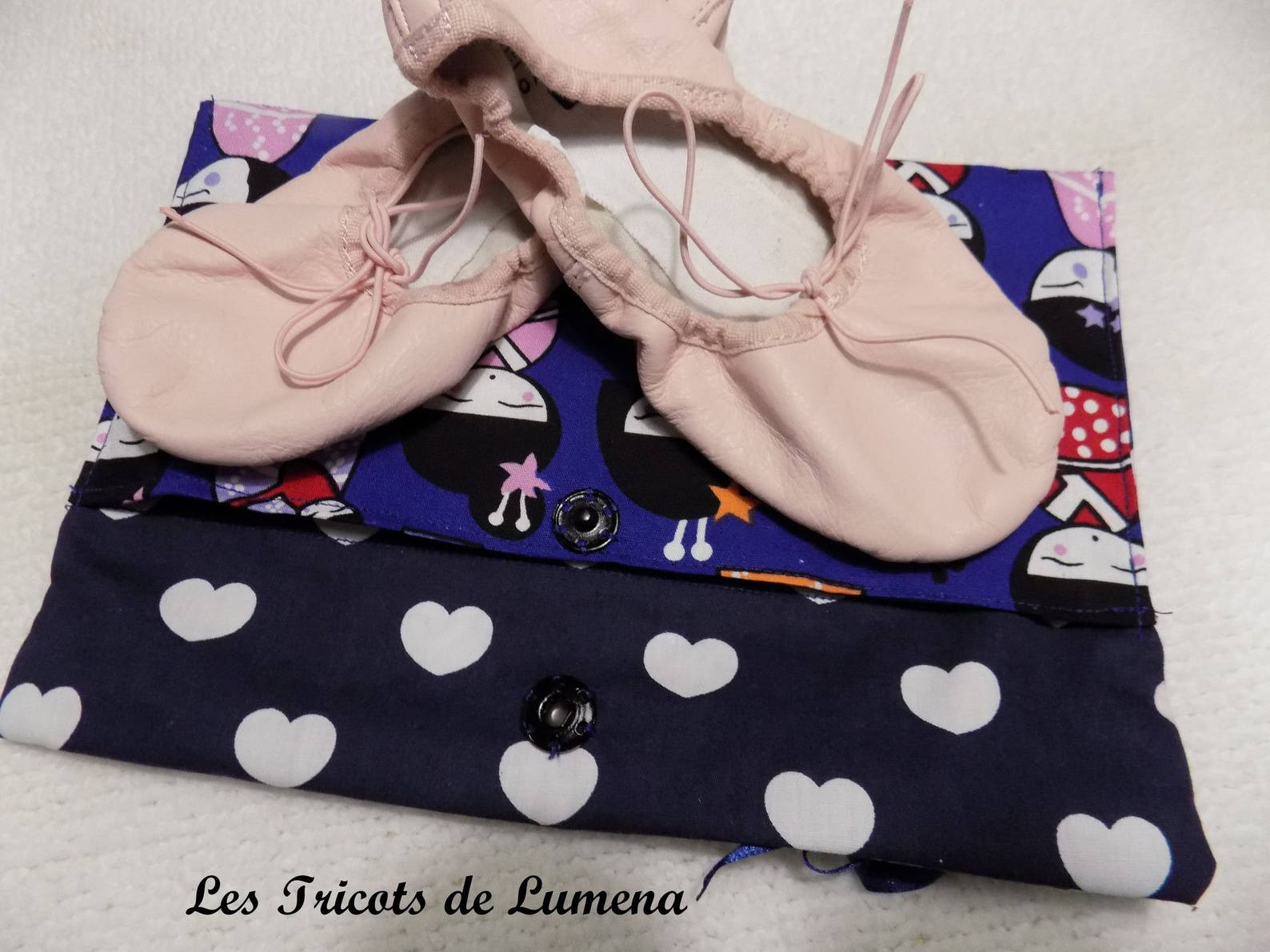 storage pouch handmade custom made for ballet shoes, storage, storage bag