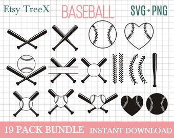 baseball bat svg