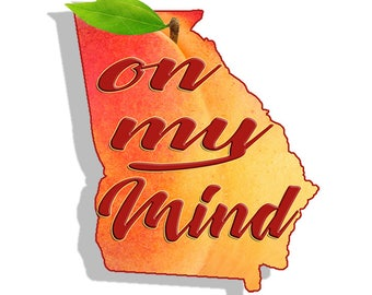 Georgia southern | Etsy