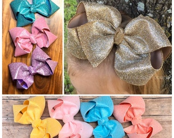 Glitter Boutique Bows Hair Bows For Girls