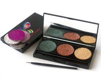 Natural Eye Shadow Palette