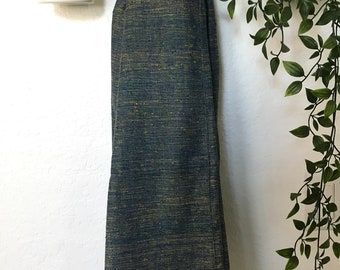 Chambray Matka Silk ring sling- Nola