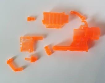 Nerf Stryfe Blaze Orange Parts Kit [Limited Run Parts]