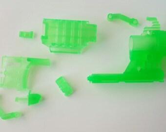 Nerf Stryfe Radioactive Green Parts Kit [Limited Run Parts]