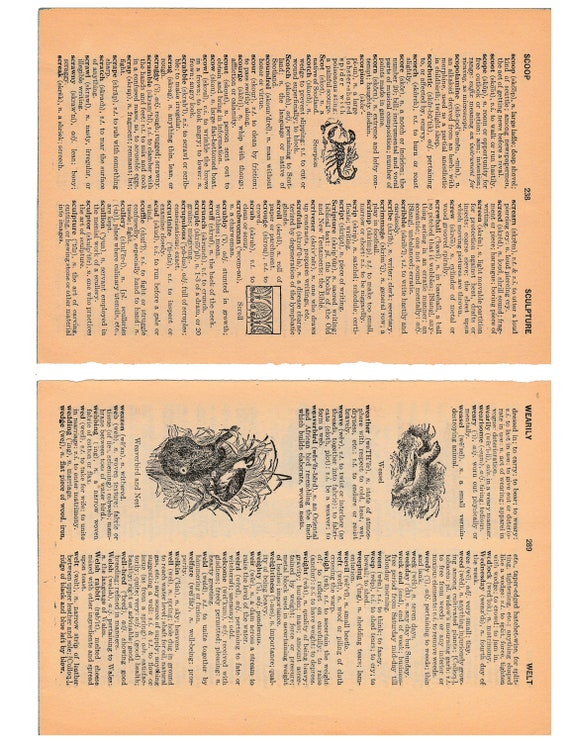picture about Printable Vintage Dictionary Pages named Printable dictionary internet pages, Electronic Classic Dictionary Internet pages