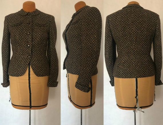 Vintage 40s-50s Chesters Blazer Customed by Tailor