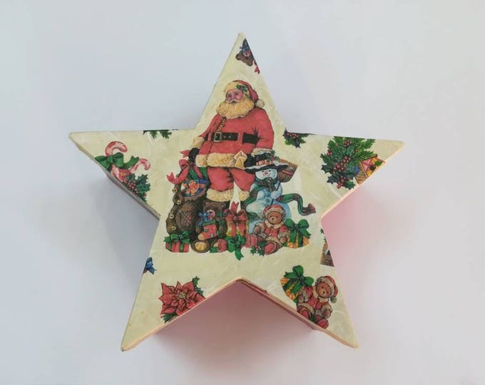 Featured listing image: Christmas cardboard