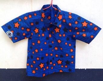 Boys Shirt 'Sky full of stars'