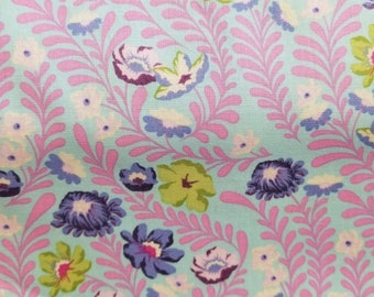 Tula Pink Eden Fat Quarter Wildflower/Orchid