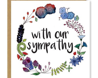 picture about Sorry for Your Loss Printable Cards known as Sympathy Playing cards Etsy IL