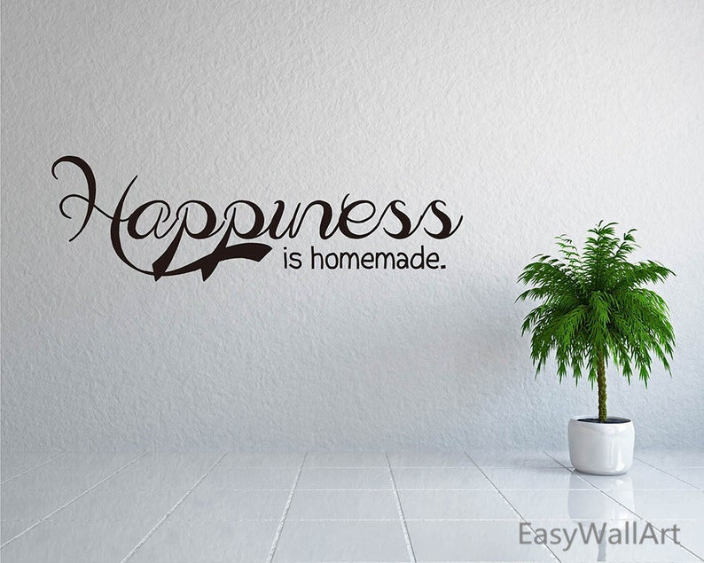 family quotes wall decal for living room bedroom office