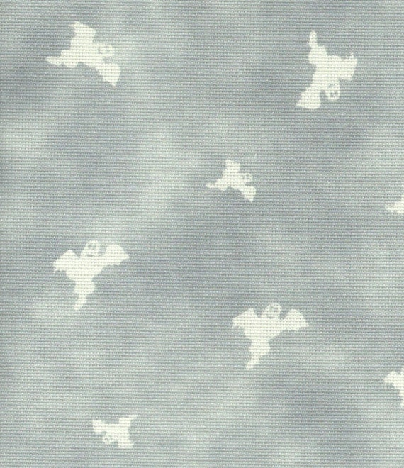 Fabric Flair Cloud Grey 16ct Aida 45 x 50cm piece great for cross stitch