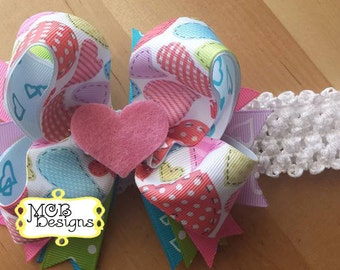 Heart Bow (Dedicated to All Heart Warriors)