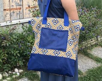 Magic bag, backpack bag 3 in 1