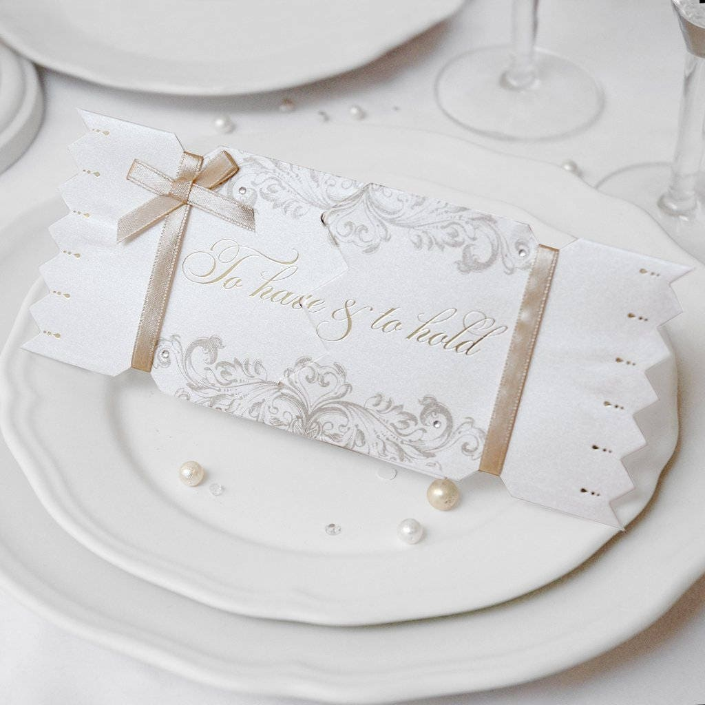 Lottery Ticket Holder Wedding Cards Cracker Cards to make