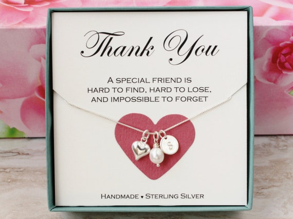 Thank You Gift For Maid Of Honor Gift For Wedding Shower Etsy