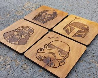 Star Wars Coaster Set