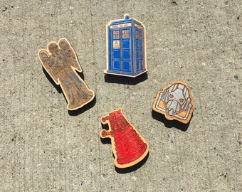 Dr Who Magnets