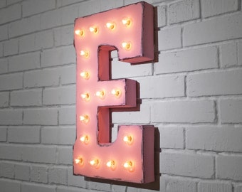 """21"""" Letters"""