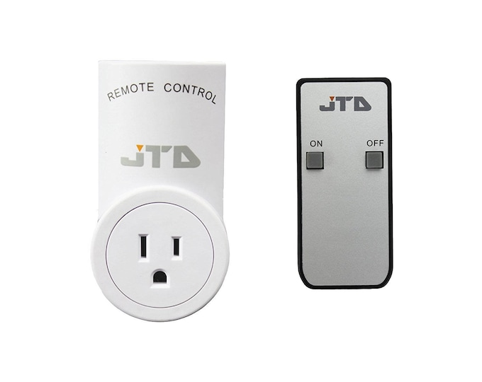 Featured listing image: Wireless Remote Control Outlet Light Switch Controller