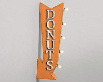Rustic Double Sided Sign