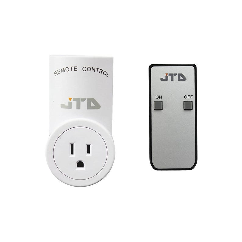 Wireless Remote Control Outlet Light Switch Controller image 0