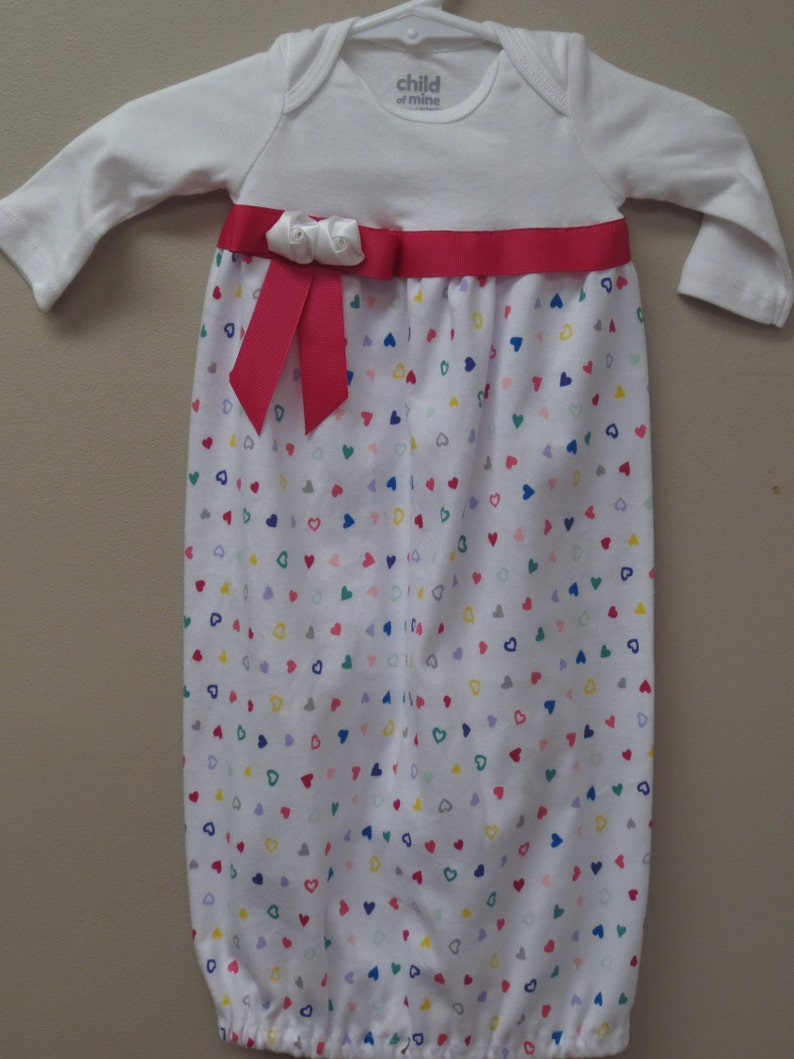 4ec1ec083 Infant Sleeper Dress Onesie Baby Dress Infant Sleep Sack