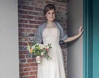 White bridal shawl  d9de782a01a3