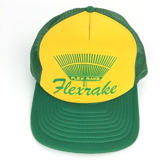 Vintage Flexrake Trucker Hat
