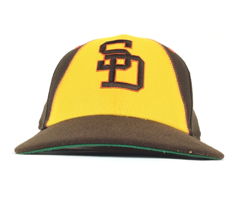 3b844264457 Vintage 90s MLB San Diego Padres Cooperstown Collection New